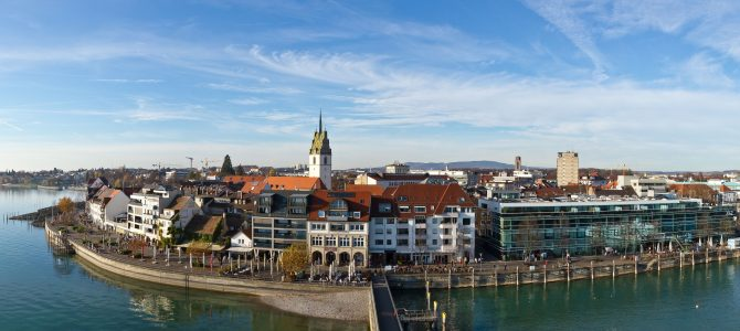 WORLD: From a different angleFriedrichshafen, Germany